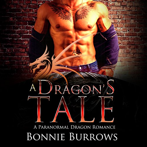 A Dragon's Tale audiobook cover art