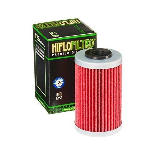 Ölfilter Hiflo passend für KTM 640 LC4-E SUPERMOTO 640LC4/99 1999-2004