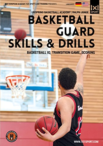 Basketball Guard Skills & Drills - Basketball IQ, Transition Game, Scoring [Alemania] [DVD]