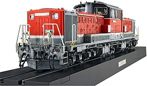 青島文化教材社 1/45 トレインミュージアムOJ No.6 ディーゼル機関車 DD51 貨物A更新機 プラモデル
