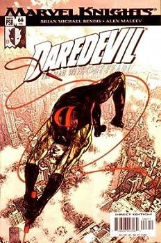 "Comic Daredevil #66 ""1st Appearance Alexander Bont"" Book"