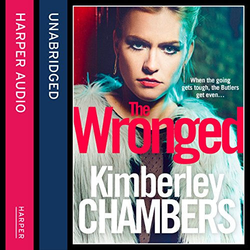The Wronged audiobook cover art