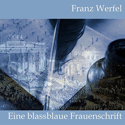 Eine blassblaue Frauenschrift Titelbild