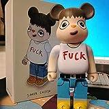 CCLL Bearbrick Figura!Bloque de construcción del Oso de Serie Big-Eyed Girl Modelo Figura de acción de la estatuilla/la decoración del hogar Dormitorio Ilustraciones Toys