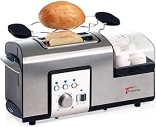 Multifunction Toaster 2 Slice,7 Speed Adjustment,Thawing Defrosting, Automatic Popup, for Bagels, Specialty Breads & Other...