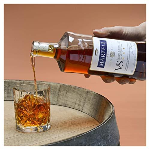Martell V.S. Fine Cognac 1715 – Einzigartiger Cognac mit würzigem Geschmack – Ideal als Geschenk oder für besondere Anlässe geeignet – 1 x 0,7 L - 5