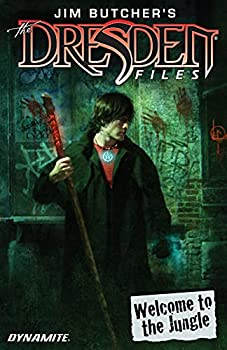 Jim Butcher s The Dresden Files  Welcome to the Jungle  Jim Butcher s The Dresden Files  Complete Series