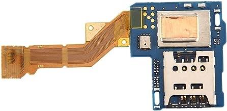 Repair Parts SIM Card Reader Contact Flex Cable Ribbon for Sony Xperia S / LT26 / LT26i Spare Parts