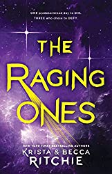The Raging Ones, Krista Ritchie, Becca Ritchie, ya fantasy books, review