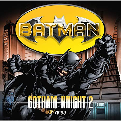 Gotham Knight, Folge 2: Krieg