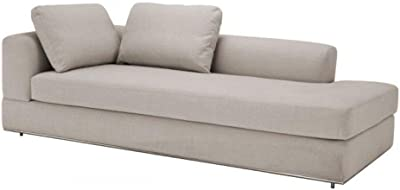 Amazon.com: Montgomery Sectional Sofa with Track Arms and ...