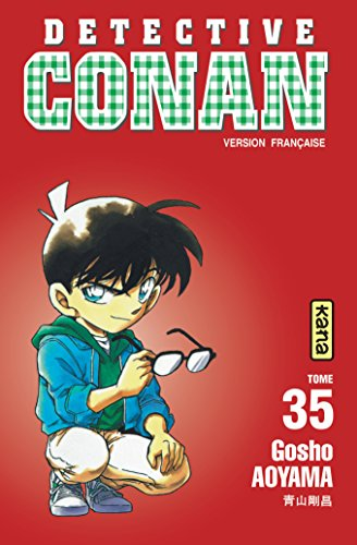 Détective Conan, tome 35