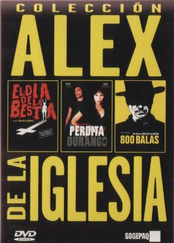 Pack Coleccion Alex De La Iglesia - El Dia De La Bestia (1995)/ Perdita Durango (1997) / 800 Balas (2002) (3 Dvds) (Import)