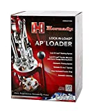 Hornady Lock-N-Load Classic Press – Ammunition Reloading Press with Quick Change Lock-N-Load Bushing System, Easy Grip Handle and Positive Priming System – Fast, Reliable Reloading – Item 095001