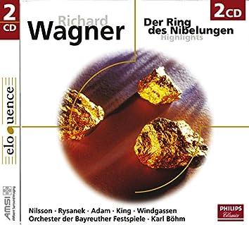 Wagner: Der Ring des Nibelungen (Highlights) (Eloquence)
