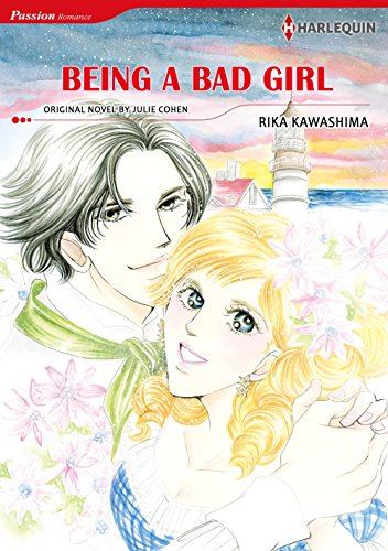 Being A Bad Girl: Harlequin comics (English Edition)