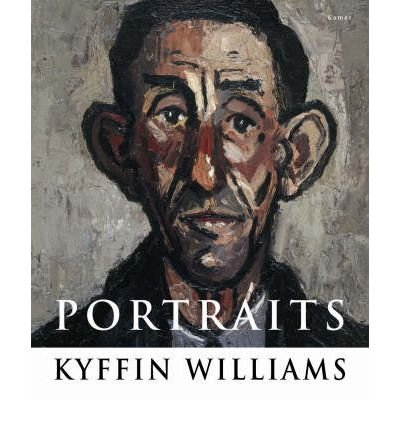 Portraits by Kyffin Williams (2007-04-24)