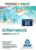 Enfermero/a del Servicio de Salud de las Illes Balears (IB-SALUT).Temario volumen 2