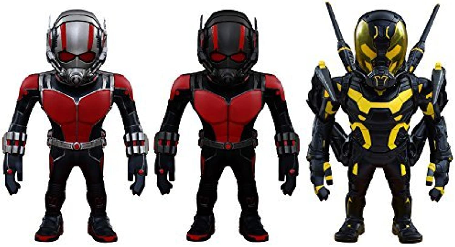 Hot Toys Ant Man Artist Mix Deluxe Figure (Set of 3) by Hot Toys