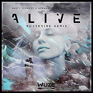 Alive (Novakaine Remix)