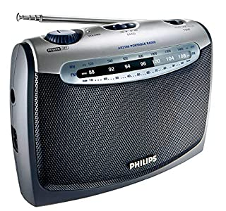 Radio portable Philips AE2160/00C Radio portable (tuner analogique stéréo FM/MF/LW, prise casque) Noir/Argent (B000FM7B1Y) | Amazon price tracker / tracking, Amazon price history charts, Amazon price watches, Amazon price drop alerts