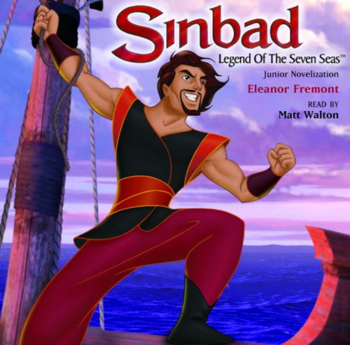 Sinbad: Legend of the Seven Seas  By  cover art