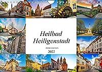 Heilbad Heiligenstadt Impressionen (Wandkalender 2022 DIN A4 quer): Zwoelf einmalig schoene Bilder der Stadt Heilbad Heiligenstadt (Monatskalender, 14 Seiten )