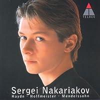 Sergei Nakariakov / Haydn, Hoffmeister, Mendelssohn: Concertos for Trumpet by Sergei Nakariakov