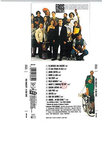 In ogni senso (1990 prima edizione - timbro siae)