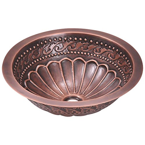 Learn More About 924 Single Bowl Copper Sink, Without Faucet