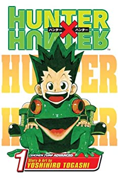 Hunter x Hunter Vol 1  The Day of Departure