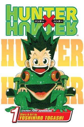 Hunter x Hunter, Vol. 1: The Day of Departure (English Edition)