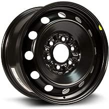 RTX, Steel Rim, New Aftermarket Wheel, 17X7.5, 6X135, 87.1, 42, black finish X47756