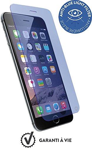 Force Glass FGEVOIP7PAB - Protector de pantalla (Protector de pantalla, Teléfono móvil/smartphone, Apple, iPhone 7 Plus/8 Plus, Transparente, 1 pieza(s))
