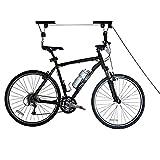 YANG WU Telaio per Gru per Bicicletta, Gancio di parcheggio, Gancio per Appendere per Moun...