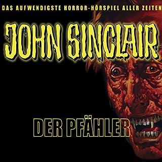 Der Pfähler (John Sinclair) Titelbild