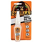 Gorilla White Glue Pen, Waterproof, .75 ounce Precision Tip Bottle, White, (Pack of 1)