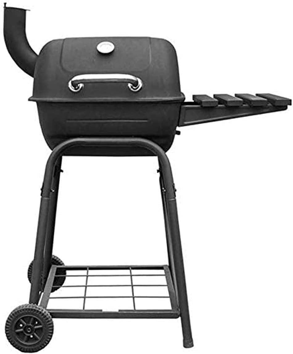 XUBIAODIAN Charcoal Grill and Manufacturer OFFicial shop Offset Outdoor Smoker for Seattle Mall Camping