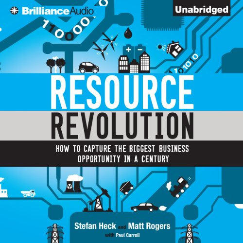 Resource Revolution audiobook cover art
