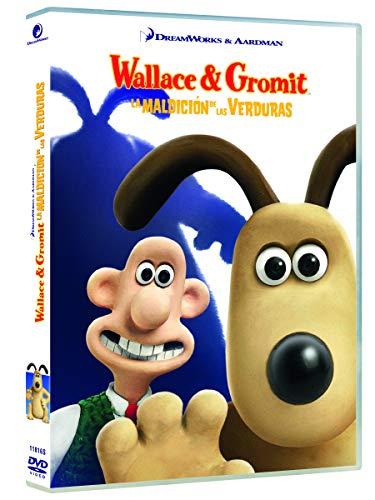 Wallace And Gromit: La Maldición De Las Verduras [DVD]
