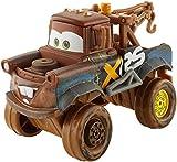 Innovativi veicoli die-cast in metallo pressofuso dal film DisneyPixar Cars, con sospensioni funzionanti le caratteristiche da fuoristrada comprendono ruote extra large, il telaio decorato a schizzi di fango e in stile XRS! i nuovi veicoli fuoristrad...
