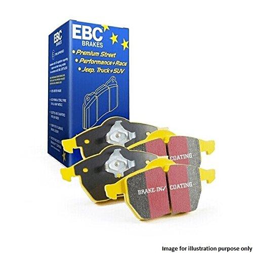 EBC Brake DP42070R Bremsbelag für den Straßenverkehr und Trackday Yellowstuff 4000 Series