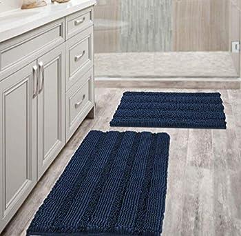 Best navy blue bathroom Reviews