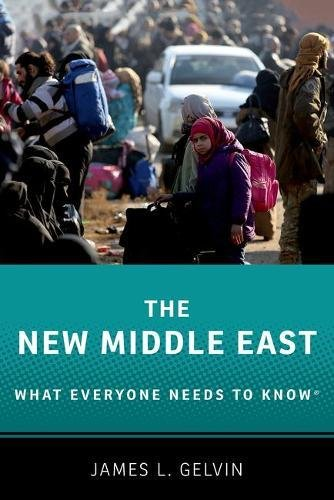 The New Middle East: What Everyone Needs to Know (R)