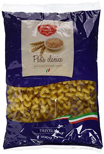 mamma lucia Pasta Trevelli - Löckchen, 20er Pack (20 x 500 g)