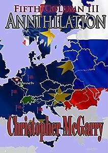 Fifth Column 3: Annihilation (English Edition)
