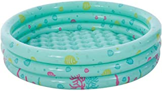 XYBB Piscina Piscinas Desmontables Hinchable Portatil Al Aire Libre Ninos Banera Banera Kidsswimming Piscina Agua 130cm Verde