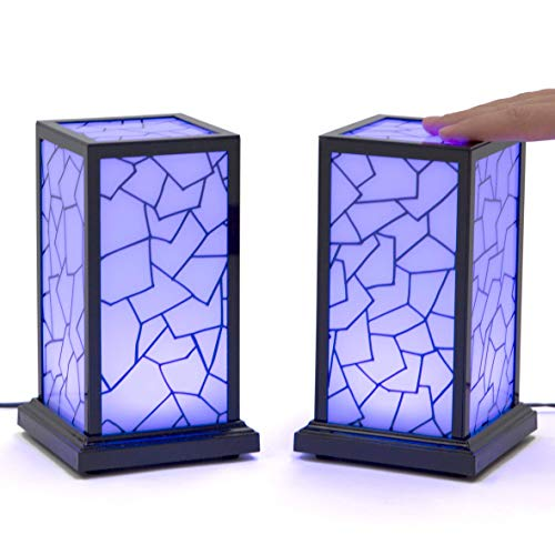 1. Set of 2 Friendship Lamps – Classic Design