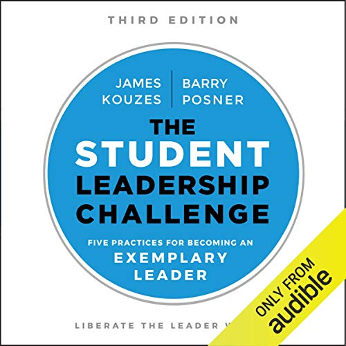 Page de couverture de The Student Leadership Challenge, Third Edition