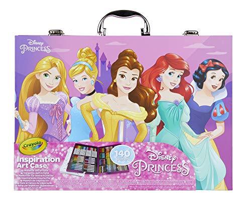 Crayola–Princesas Disney–Maletín para colorear, 04–0486-e-000, multicolor , color/modelo surtido